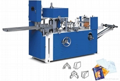 CJ-A Normal Napkin embossing and folding machine