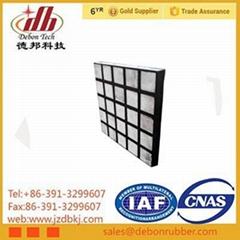 陶瓷橡膠復合襯板