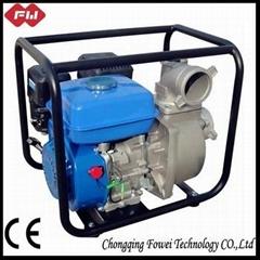 高壓移動式汽油機消防水泵