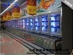 高端定製風冷水果保鮮櫃