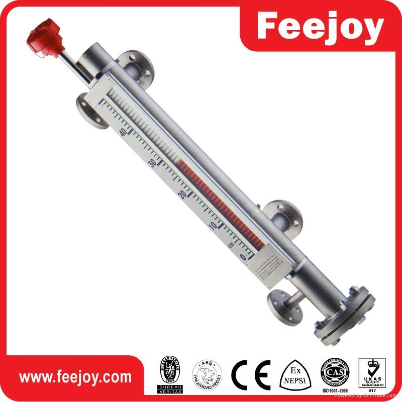 industrial magnetic float level indicator 4