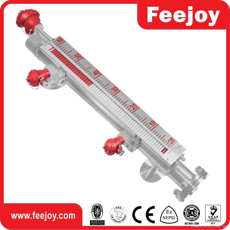 industrial magnetic float level indicator 5