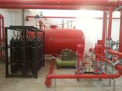 供應氣體頂壓應急消防給水設備