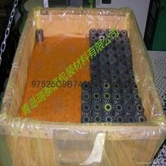 厂家批发定制各种规格vci气相防锈袋