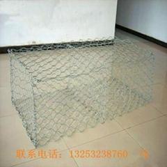 安平鑫隆生產出售堤坡防護專用格賓網