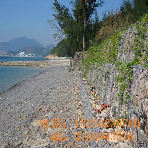 石笼网厂家供应公路防护专用加筋石笼网 5