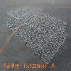 安平鑫隆 直供鸭绿江填海专用重型六角网