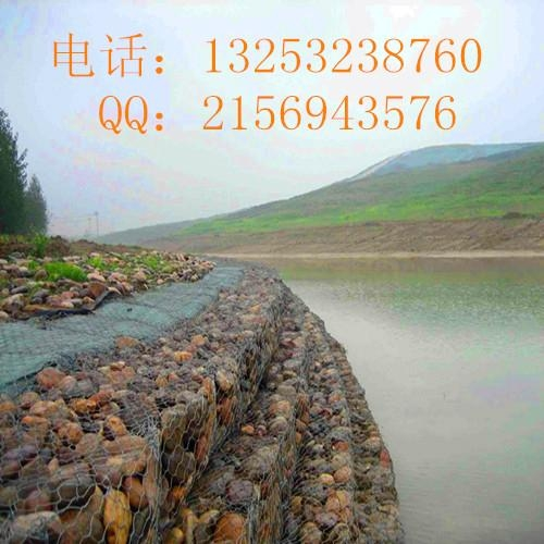 安平鑫隆直销湖北地区填湖专用石笼网箱 2