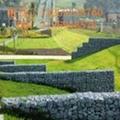 安平石笼网厂出售生态美化专用石笼网箱 5