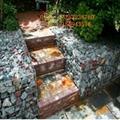安平石笼网厂出售生态美化专用石笼网箱 2