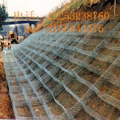安平鑫隆出售新疆地区堤坡防护格宾网 1