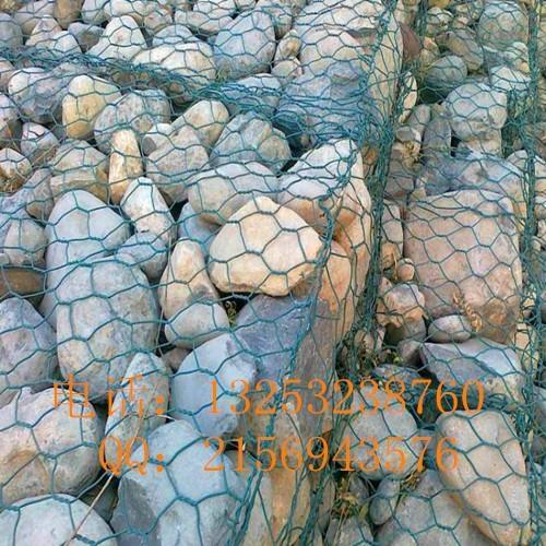 石笼网厂家直供新疆地区填海专用石笼网箱 4