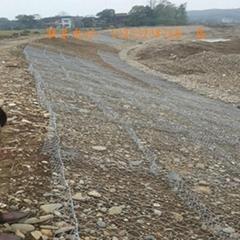 鑫隆供应新疆堤坡防护用网雷诺护垫