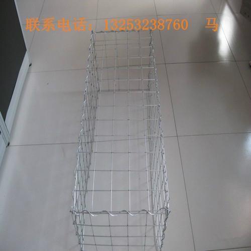 鑫隆供应堤坡防护用网电焊石笼网 5