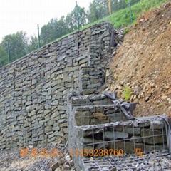 鑫隆供应堤坡防护用网电焊石笼网