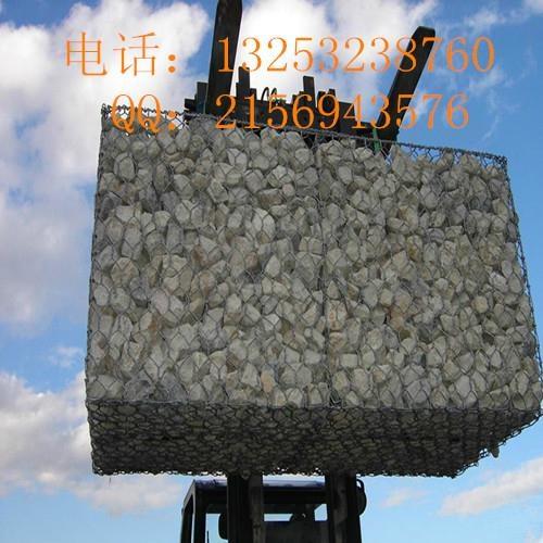 鑫隆供应新疆填海专用石笼网箱 4