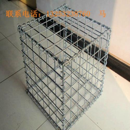 安平鑫隆出售堤坡防护专用电焊石笼网 5