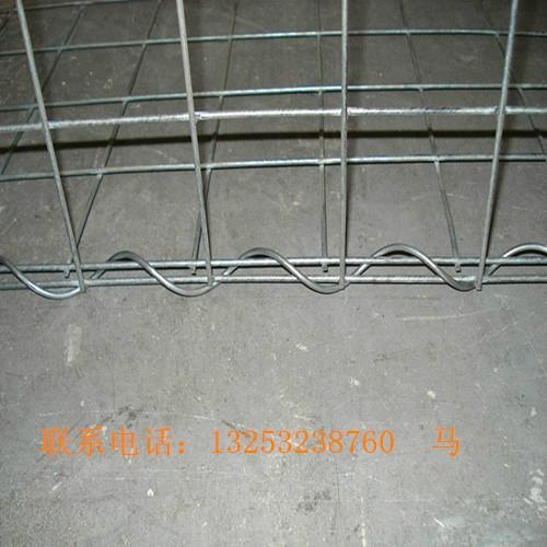 安平鑫隆出售堤坡防护专用电焊石笼网 4