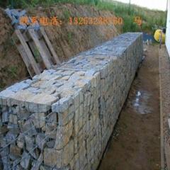 安平鑫隆出售堤坡防护专用电焊石笼网