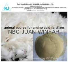 amino acid fertilizer-animal source