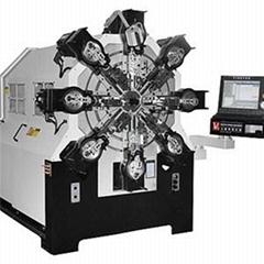 CMM-12-450R Rotary Wire Spring Machine