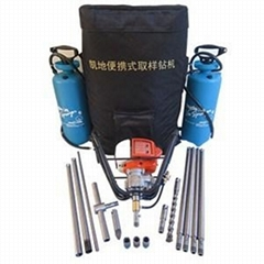 Backpack Type Core Drill