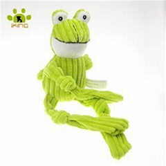 Plush Corduroy Animal Shape Dog Toys