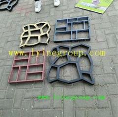 LY-45 square shape pavement mould