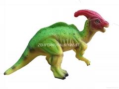 "15""Parasaurolophus figure toy"