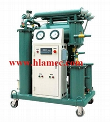 Top-quality Vacuum Insulating Oil Purifier