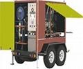 Trailer Mounted Vacuum Transformer Oil