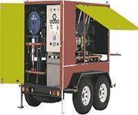 Trailer Mounted Vacuum Transformer Oil Purifier