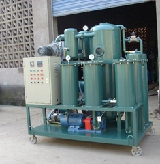 Used Lubricating Oil Purifier