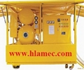 Hi-Vac Transformer Oil Filter Machine