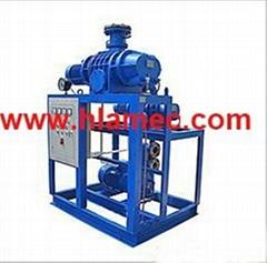 Electric Equipments Vacuum Pump Unit