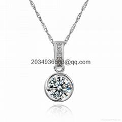 925 sterling silver neck