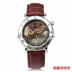 Fashion Watches Men Women Bracelet Silicone Crystal Analog Quartz Wrist Watch