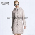 2016 New spring women winter coat warm