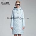 spring quilting parka women jacket coat