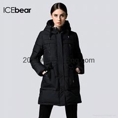 Long Winter Brand Fashion Clothing 2016 Jacket Girls Plus Size Trendy Parka (Hot Product - 1*)