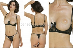 Bandeau Push up Strappy