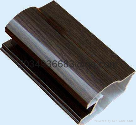 extrude aluminum profile for window door hand railing 3