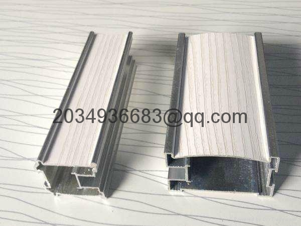 extrude aluminum profile for window door hand railing 4