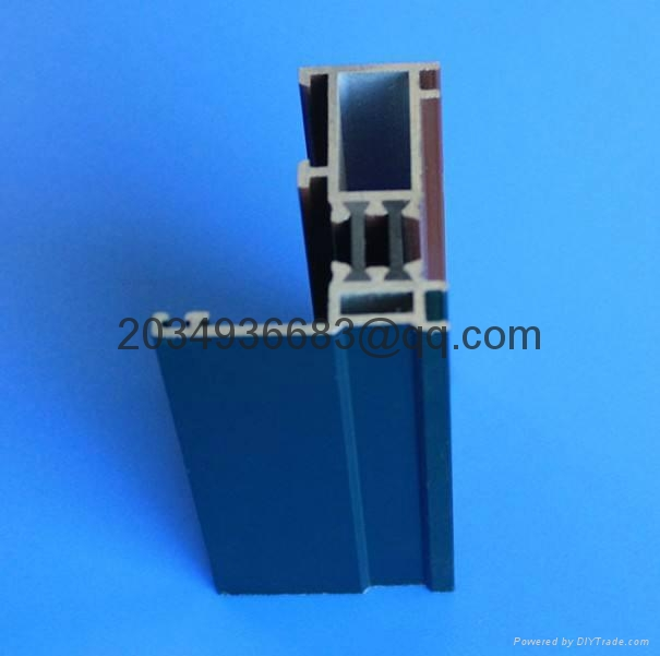 extrude aluminum profile for window door hand railing 6
