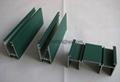 extrude aluminum profile for window door hand railing 2