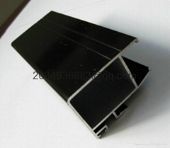 aluminium square pipe for industry 2017 new products aluminium u channel extrusi