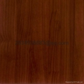 OEM T5 extruded coated wooden partern aluminum profile 7