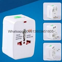 World Universal AC Power Converter Adapter International Travel Adaptor Plug EU