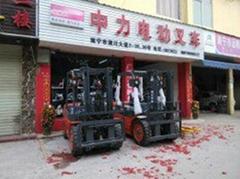 南寧市桂力叉車銷售有限公司