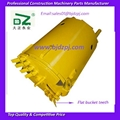 Drilling bit ,Drilling Bucket with Double Bottom, for Rotary Driling Rig